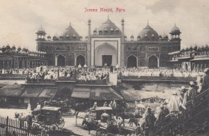AGRA , India , 00-10s ; Jumma Mosque