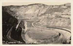 RP: RUTH , Nevada , 1920-30s ; Copper Pit Mine