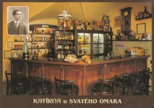 Kafirna u Svateho Omara, Prague, Praha, unused Postcard