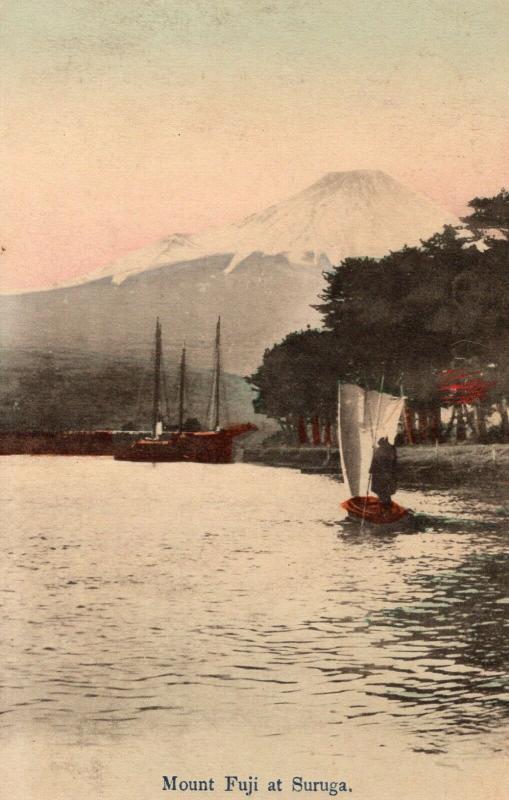 Japan Mount Fuji at Suruga 01.54