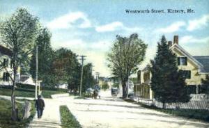 Wentworth St. Kittery ME Unused