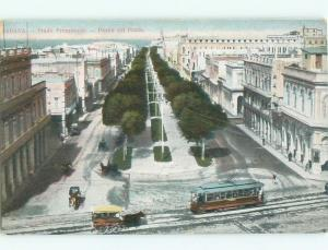 Divided-Back NICE VIEW Havana - Habana Cuba i4708