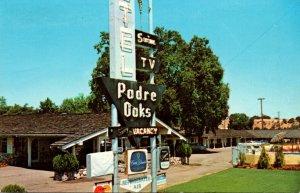 California Paso Robles Padre Oaks Motel