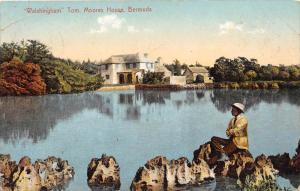 Bermuda    Walshingham Tom,   Moores House