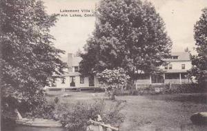 Connecticut Twin Lakes Lakemont Villa Albertype