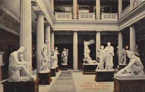 Statuary Hall, Corcoran Art Gallery, Washington, D.C, 00-10s
