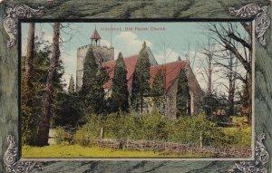 ALDERSHOT , England, 1900-10s ; Old Parish Church ; TUCK 907