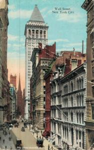 USA Wall Street New York 1924 01.68