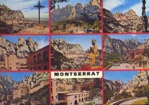 POSTAL 57365: Montserrat Barcelona