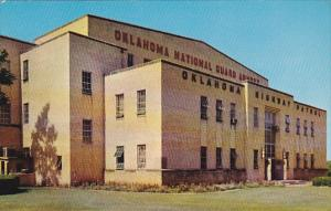 Oklahoma Highway Patrol and National Guard Headquarters Oklahoma City Oklahoma