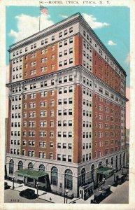 USA Hotel Utica, Utica New York 05.04