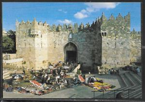 Jerusalem, Damascus Gate, unused