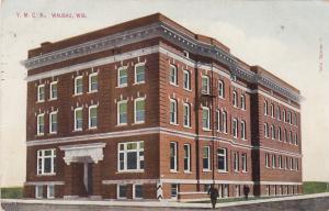 WAUSAU, Wisconsin, PU-1912; Y.M.C.A. Building