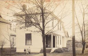 Beautiful Old House Real Photo