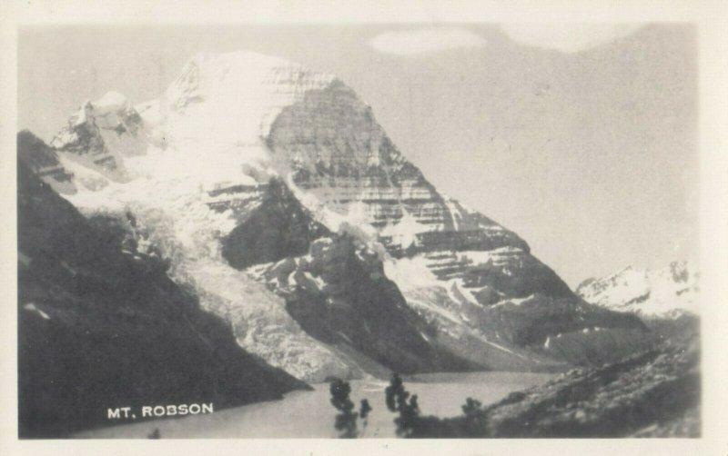RP; MT. ROBESON , British Columbia , Canada , 1946