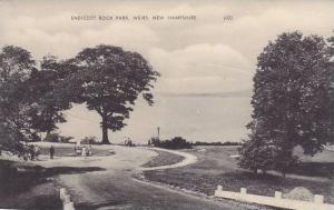 Endicott Rock Park, Weirs, New Hampshire, 00-10s