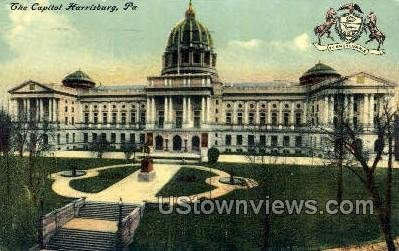 State Capitol, Harrisburg - Pennsylvania