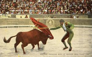 Mexico -  Bullfight
