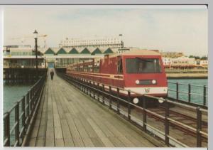 Essex; Southend On Sea, Pier Train Leaving Land Station PPC, Unused, Lynn Tait