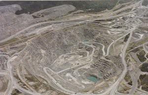 BLACK LAKE, Quebec, Canada, 40-60s, Mine