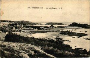 CPA TREBEURDEN - Les trois Plages (994227)