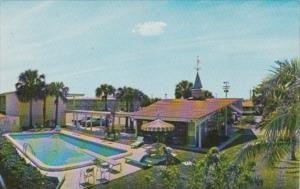 Florida Tampa Swimming Pool Howard Johnson's Motor Lodge South