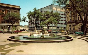 Minnesota St Paul Rice Park 1969