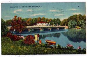 Deal Lake & Bridge, Asbury Park NJ