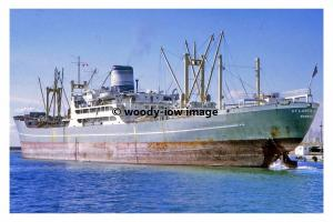 mc4515 - Liberian Cargo Ship - Atlantic Fury , built 1960 - photograph 6x4