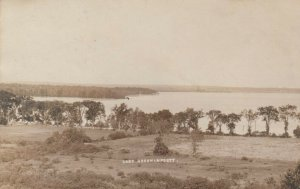 LAKE ASSAWAMPSETT, Massachusetts, 1908