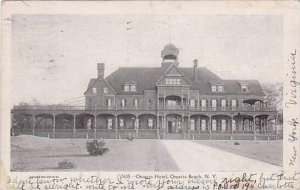 New York Ontario Beach Ontario Hotel 1906