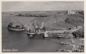 RP: Mullion Cove , Curnwall , England , 1930s