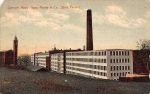 25929 MA, Spencer, 1915, Isaac Prouty and Co., Shoe Factory