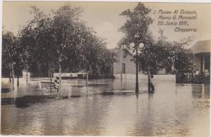 RP: CHAPARRA , Cuba , 1919 ; Fenee Al Colecio Mario G Monocal
