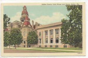 Court House , SELMA, Alabama, 30-40s