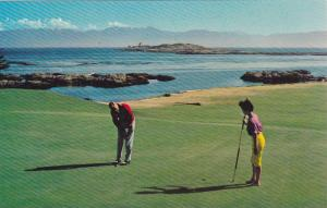 Golf Course , Victoria , B.C. , Canada , 50-60s