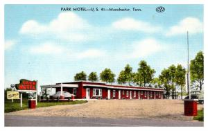 Tennessee Manchester , Park  Motel