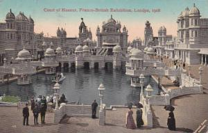 Court Of Honour, Franco-British Exhibition, London, England, UK, PU-1908