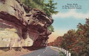 Scenic Bluffs On Prize Drive U S 71 In The Beautiful Ozarks Missouri