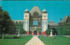 Canada Toronto Legislative Building In Queen's Park