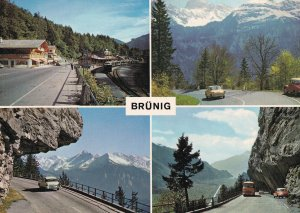 Brunig Pass Switerland Postcard