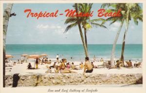 MIAMI BEACH , Florida , 50-60s