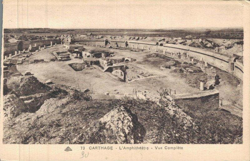 Tunisia Gabès La Marsa Carthage and more Postcard Lot of 8 01.07