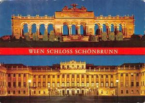 Wien Vienna Schoenbrunn Schloss Castle
