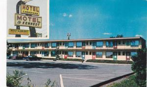 2-Views, Motel Le Kennedy, Hotel Canadiana, Repentigny, Province of  Quebec, ...