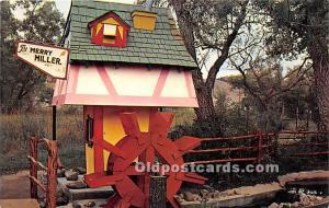 The Merry Miller, Story Book Island Rapid City, South Dakota, SD, USA Unused