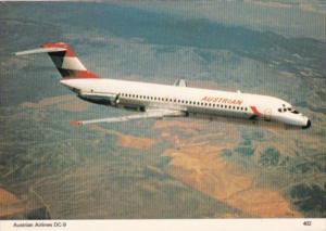 Austrian Airlines DC-9