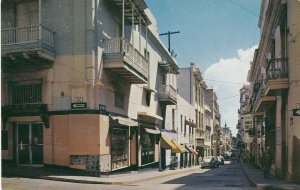 Puerto Rico San Juan Fortaaleza Street sk4387