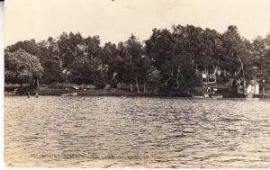 Hochstein's Beach, SIilver Lake, West Bend 1924