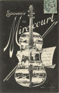 CPA Souvenir de Mirecourt  (151554)